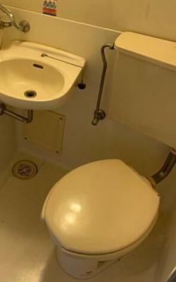 【トイレ】サンバレー坂上