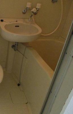 【浴室】メゾンドオヌール