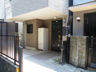 【駐車場】尼崎市食満 中古戸建