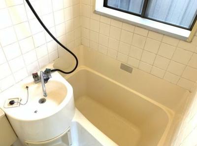 【浴室】サクラコーポ