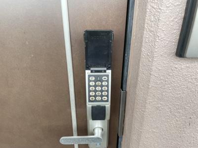 電子キーなら鍵の持ち歩き必要なし