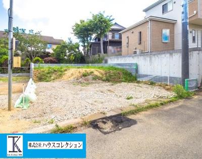 【外観】我孫子市青山台20-3期 新築戸建 2号棟