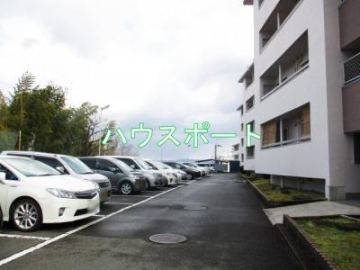 【駐車場】南円明寺ヶ丘団地14棟
