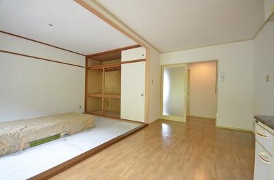 【居間・リビング】第2サンコーポ井口