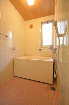 【浴室】第2サンコーポ井口
