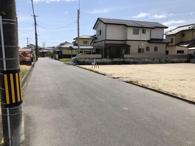 【周辺】錦町江栗1丁目 売地全2区画 区画A