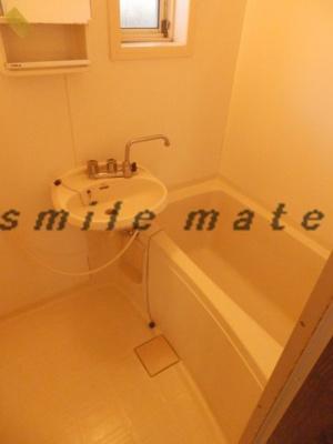 【浴室】オーベルジュ'90