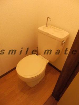 【トイレ】オーベルジュ'90