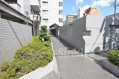 【エントランス】オークヒルズ北大阪