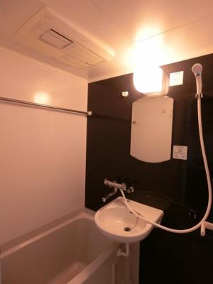 【浴室】ルーブル東蒲田