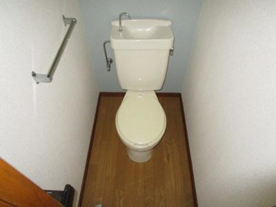 【トイレ】メゾン・シエルブルー