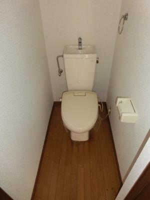 【トイレ】レイワハウス