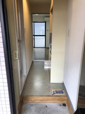 【玄関】KITANO APARTMENT経堂