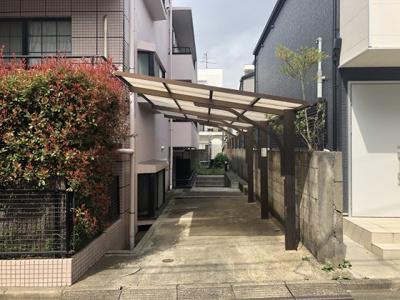 【駐車場】KITANO APARTMENT経堂