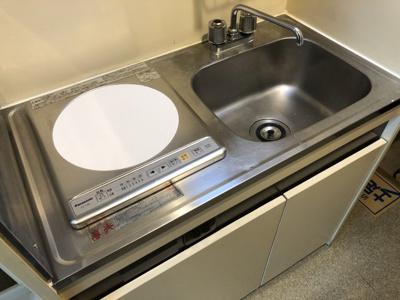 【キッチン】KITANO APARTMENT経堂