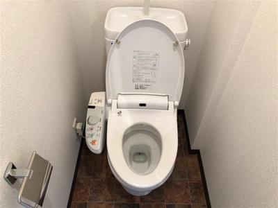 【トイレ】ステージファースト武蔵小山Ⅱ
