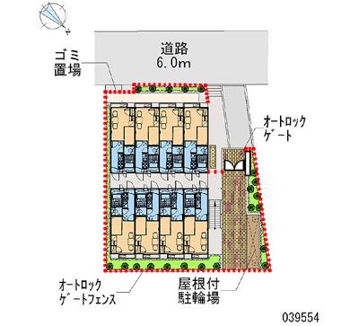 【区画図】オープンハウス21