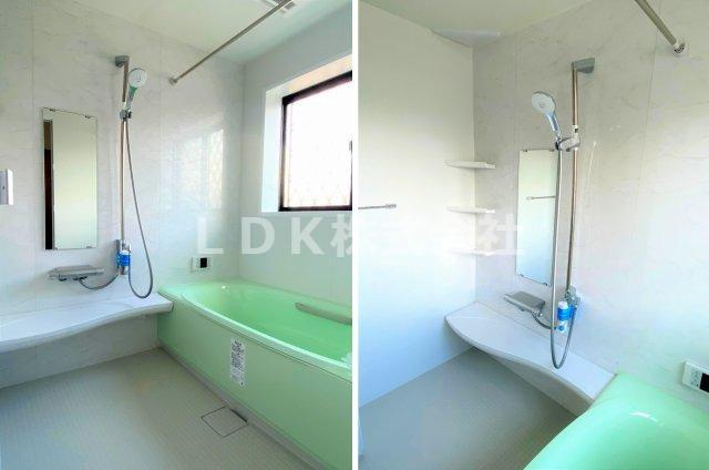 浴室/浴室1620(1.25坪)のゆとりある浴室となります。