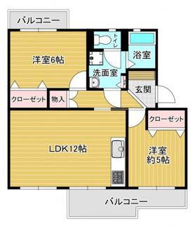 R3年5月新規内装リフォーム済のきれいなお部屋