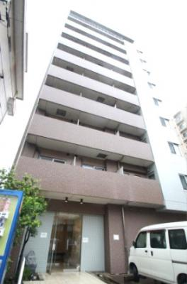 京急本線「平和島」駅より徒歩圏内の分譲賃貸マンションです