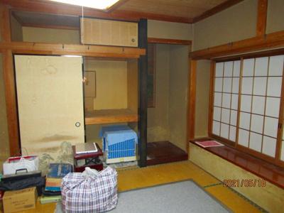 床の間もある本格的な和室