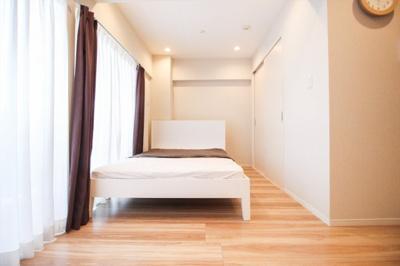 【寝室】初台ハイツ