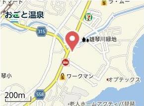 【地図】グランデアジュダ
