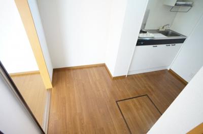 【キッチン】サンパークアドⅢ