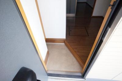 【玄関】サンパークアドⅢ