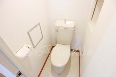 【トイレ】第3田村マンション