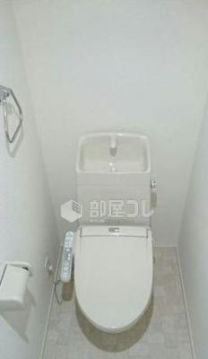 【トイレ】サークルハウス京成小岩
