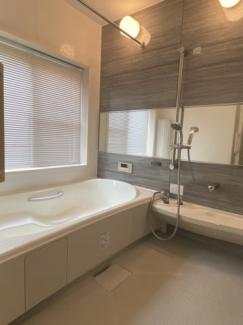 【浴室】大村市富の原1丁目 平屋建て 中古戸建住宅