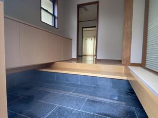 【玄関】大村市富の原1丁目 平屋建て 中古戸建住宅