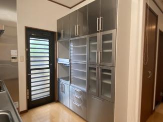 【キッチン】大村市富の原1丁目 平屋建て 中古戸建住宅