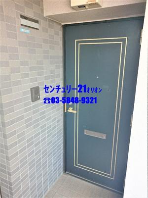 【玄関】プレーゴ豊玉(トヨタマ)-7F