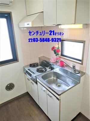 【キッチン】プレーゴ豊玉(トヨタマ)-7F