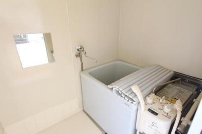 【浴室】コーポメルヘン
