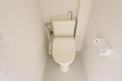 【トイレ】コーポメルヘン