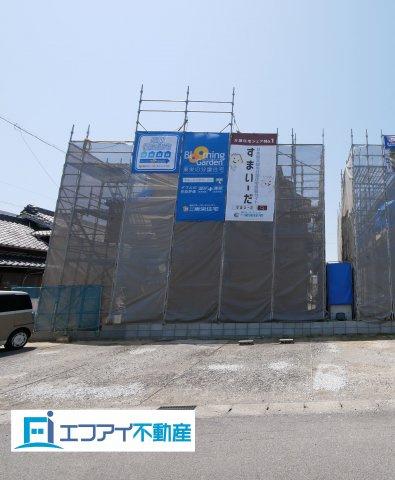 【外観】知多市新舞子東町1丁目 新築分譲戸建