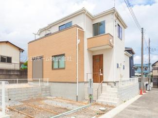 四街道市栗山 新築一戸建 ※外観施工例です。