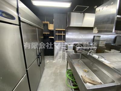 【キッチン】西浦1丁目店舗M