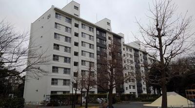【外観】県ドリームハイツ20号棟
