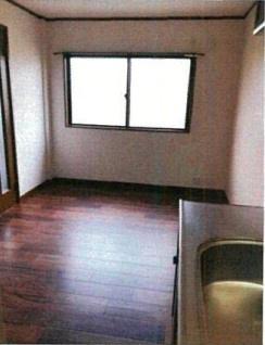 【キッチン】伏見区久我御旅町 中古テラスハウス