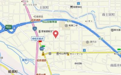 【地図】サンコレクト