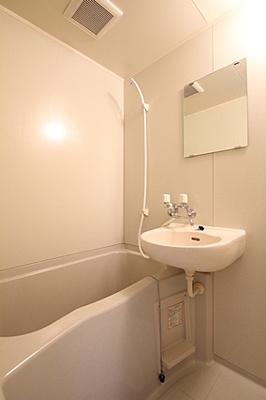 【浴室】アベリア