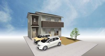 建物プラン例価格1830万円