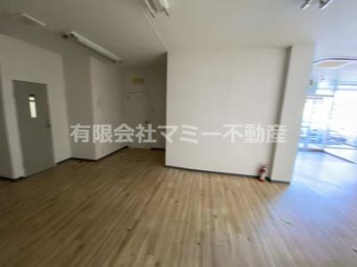 【内装】久保田1丁目店舗A