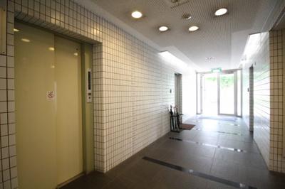 【エントランス】クスノキ壱番館ビル