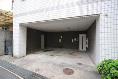 【駐車場】クスノキ壱番館ビル