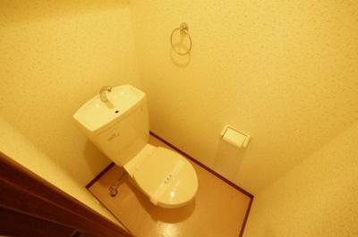 やっぱりトイレは清潔なのが落ち着きます